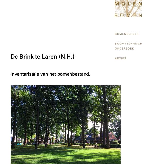 Betoog extra raadsvergadering 9 september 2020 + bomenrapport Bleekemolen